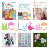 Melly & Me - Books and Patterns