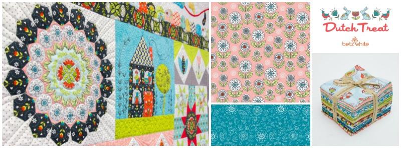 Riley Blake Designs - Dutch Treat by Betz White : dutch treat quilt - Adamdwight.com