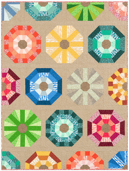 elizabeth hartman sea urchins quilt pattern