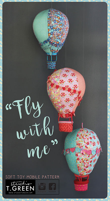 Fly With Me Toy Mobile