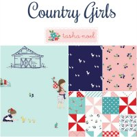 Country Girls | The Simple Life | Red Riding Hood by Tasha Noel