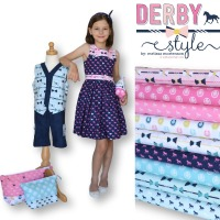 Derby Style by Melissa Mortenson