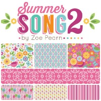Summer Song 2 by Zoe Pearn