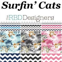 Surfin Cats