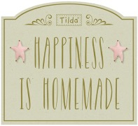 Tilda Happiness is Homemade