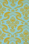 Jennifer Paganelli - Circa - Lilly in Yellow *** REMNANT 2.9 METRE PIECE ***