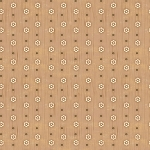 SPX - Woodland Critters - Small Floral Beige