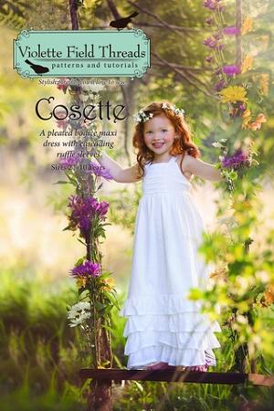 Cosette Violette Field Threads Dress Pattern