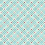 Riley Blake Designs - Sweet Home by Melly & Me - Plaid Blue