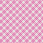 Riley Blake Designs - Sweet Home by Melly & Me - Plaid Pink