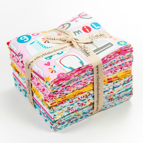 Riley Blake Fat Quarter Bundle