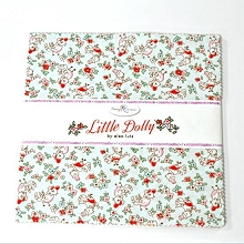 Penny Rose Fabrics - Little Dolly - 10 Inch Stacker 18 Pieces