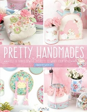Pretty Handmades Book by Lauren Wright