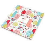 Moda - Lil Red - Layer Cake of 42 x 10 Inch Squares