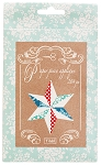Tilda - Circus - English Paper Piece Applique Papers - Stars