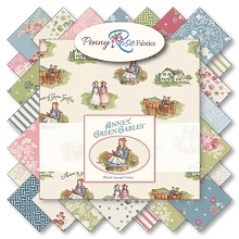 Penny Rose Fabrics - Anne of Green Gables Half Metre Bundle of 27 Pcs.