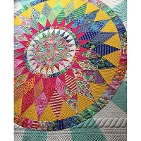 Freespirit - Tabby Road by Tula Pink - Cat Nip Quilt Kit 70