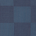 Art Gallery Fabrics - The Denim Studio - Allover Bartacks