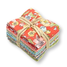 Penny Rose Fabrics - Linen and Lawn - Fat Quarter Bundle of 21 Pieces