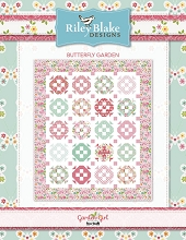 Riley Blake Design - Garden Girl Quilt Kit