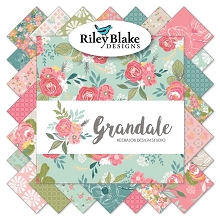 Riley Blake Designs - Grandale - 5 Inch Stacker 42 Pieces *** PREORDER ARRIVING MAY ***