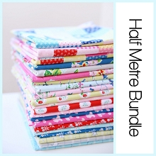 Penny Rose Fabrics - Strawberry Biscuit Half Metre Bundle 21 fabrics