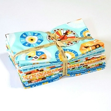 Riley Blake Designs - Fun and Games - Half Metre Bundle of 19 Pieces