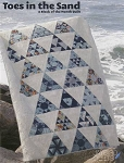 Jaybird Quilts - Toes in the Sand Block of the Month Pattern Book