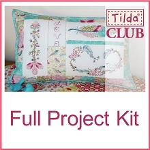 Tilda Club - October Full Project Kit