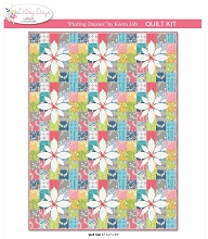 Riley Blake Design - Picking Daisies Quilt Kit *** PRE-ORDER ARRIVING AUGUST 2017 ***