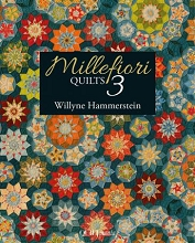 Millefiori Quilts 3 by Willyne Hammerstein