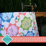 Lilabelle Lane Creations - Snuggle Time Quilt Pattern 42