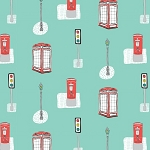 Dashwood Studio - Street Life - Phone Box