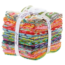 Freespirit - Tabby Road by Tula Pink - Fat Quarter Bundle of 26 Fabrics