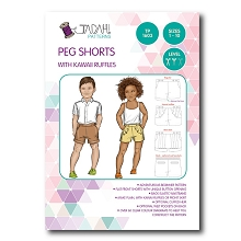 Tadah Patterns - Peg Shorts Pattern
