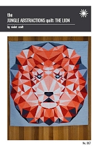 Violet Craft - The Jungle Abstractions: The Lion Pattern
