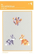 Violet Craft - Love Hoppington Quilt Pattern