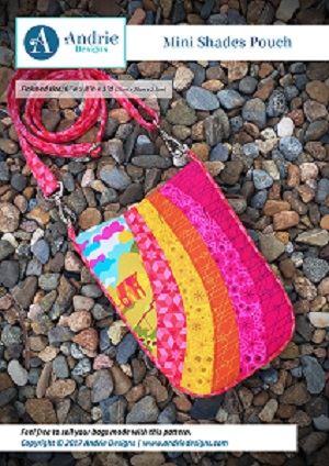 Andrie Designs - Mini Shades Pouch