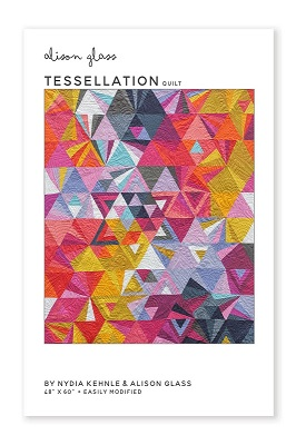 Alison Glass - Tessellation Quilt Pattern
