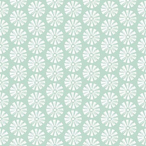 Riley Blake Designs - Grandale Windmill Mint *** PREORDER ARRIVING MAY ***
