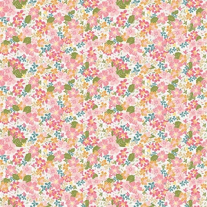 Riley Blake Designs - Grandale Floral Cream *** PREORDER ARRIVING MAY ***
