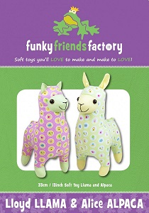 Funky Friends Factory - Lloyd Llama & Alice Alpaca