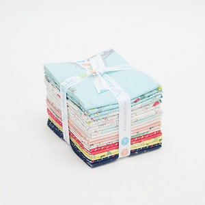 Riley Blake Designs - Serendipity - Fat Quarter Bundle of 21 Pieces *** PREORDER ARRIVING JUNE ***