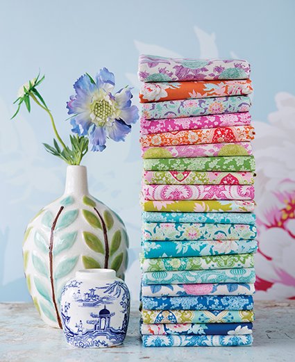 Tilda - Sunkiss - Half Metre Bundle of 20 fabrics