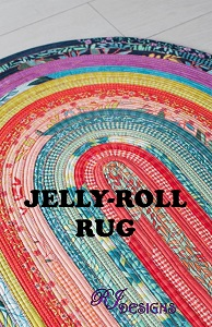 RJ Designs - Jelly-Roll Rug