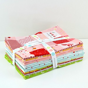 Riley Blake Designs - Sweet Orchard - Half Metre Bundle of 17 Pieces