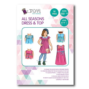 Tadah Patterns - All Seasons Dress & Top