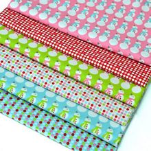Riley Blake Designs -Christmas Basics - Bundle of 6 Fabrics