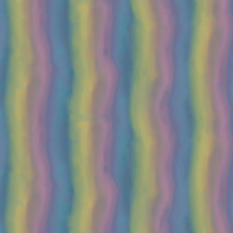 Quilting Treasures - Santoro's Gorjuss - Rainbow Dream - Celestial Stripe Dark