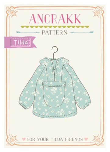 Tilda - Tilda Friends - Anorakk Jacket Pattern